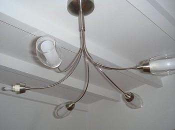 Light fitting - Electrician Bath